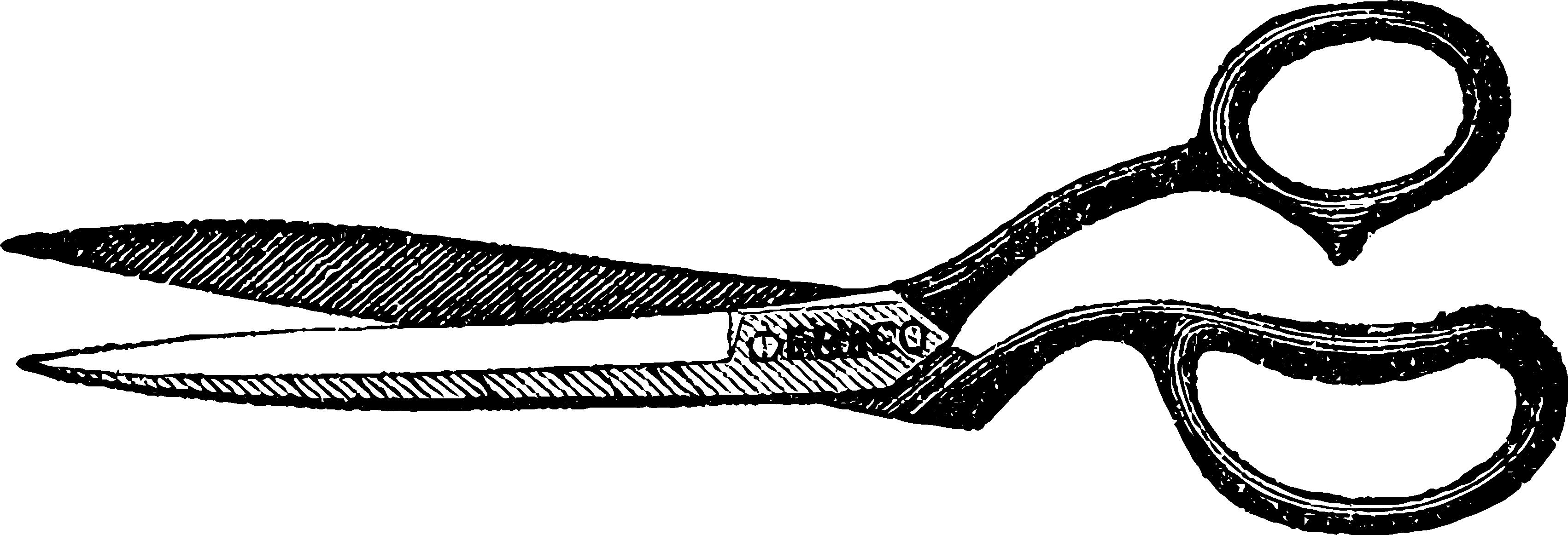 scissors orizontal